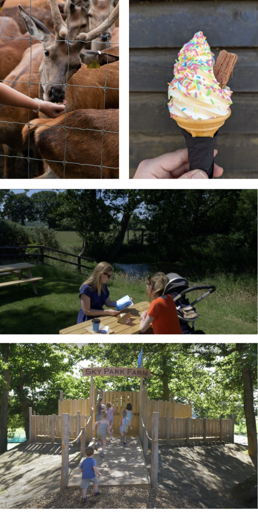 Nature & play at Sky Park Farm